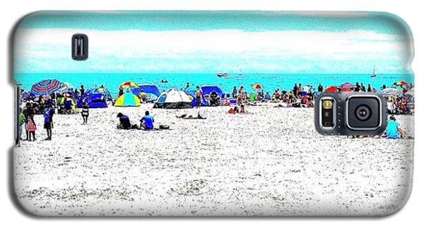 Beach Fun 2 Galaxy S5 Case