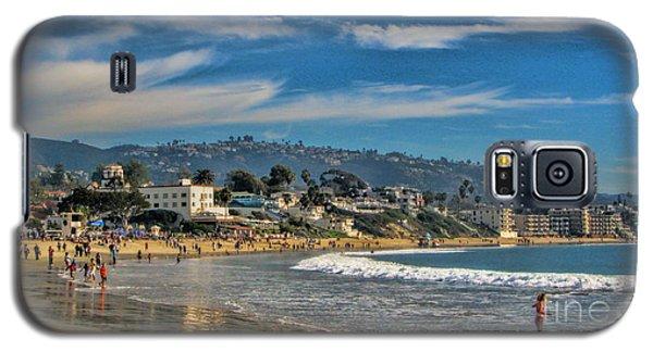 Beach Fun Galaxy S5 Case by Tammy Espino