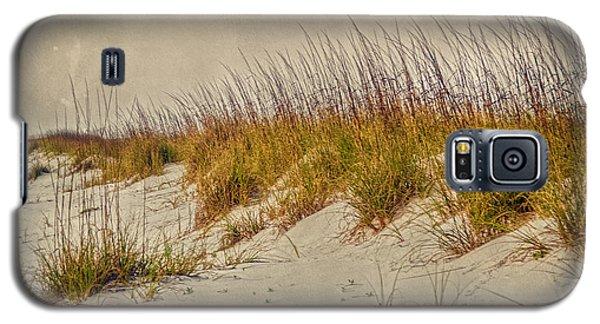 Beach Grass And Sugar Sand Galaxy S5 Case