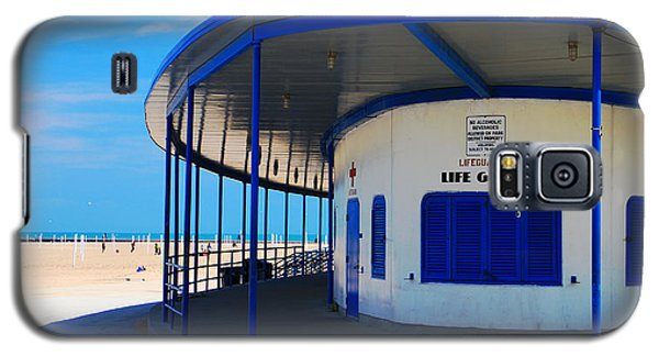 Beach House Galaxy S5 Case