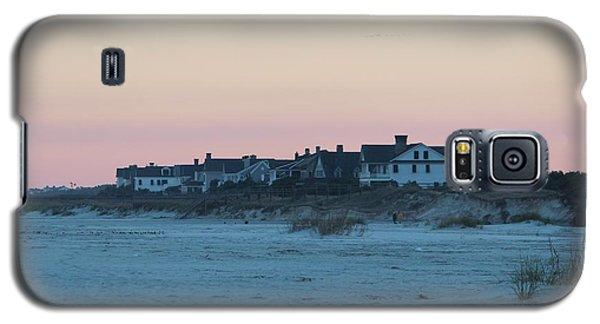 Beach Houses Galaxy S5 Case by Cynthia Guinn