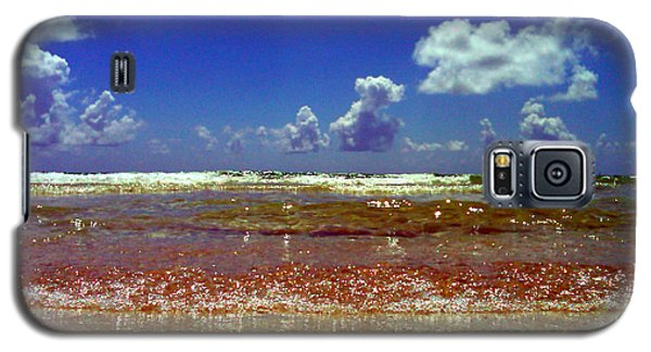 Galaxy S5 Case featuring the photograph Beach by J Anthony