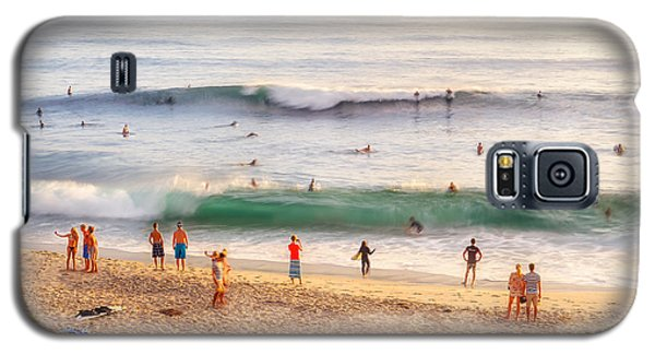 Beach Life Galaxy S5 Case