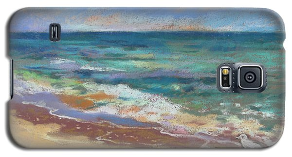 Beach Meditation Galaxy S5 Case