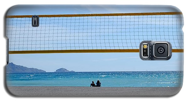 Beach Of Marseille Galaxy S5 Case