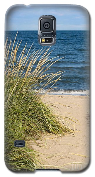 Beach Path Galaxy S5 Case by Barbara McMahon