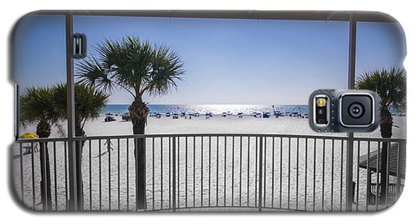 Beach Patio Galaxy S5 Case
