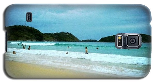 Beautiful Galaxy S5 Case - #beach #phuket #thailand #naiharn by Georgia Fowler