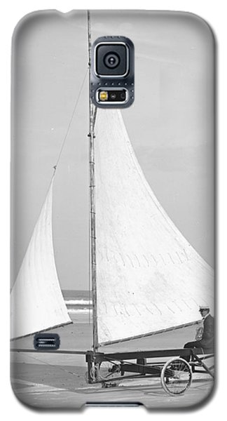 Beach Sailor 1903 Galaxy S5 Case
