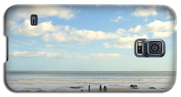 Beach Skies Galaxy S5 Case by Suzanne Oesterling