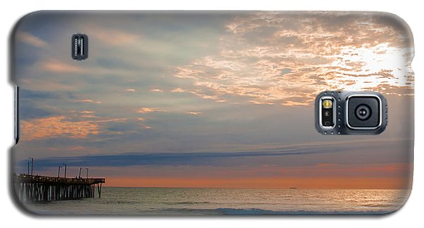 Beach Sunrise Surprise Galaxy S5 Case by Dawn Romine