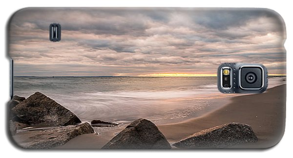 Galaxy S5 Case featuring the photograph Beach Therapy by Anthony Fields