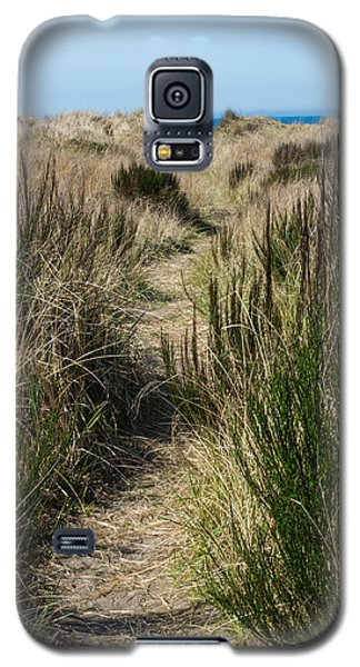 Beach Trail Galaxy S5 Case by Tikvah's Hope