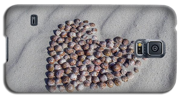 Beach Treasure Galaxy S5 Case