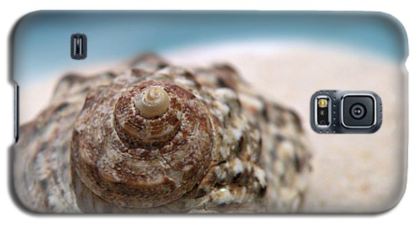 Galaxy S5 Case featuring the photograph Beach Treasure by Micki Findlay