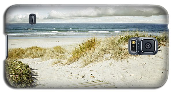 Beach View Galaxy S5 Case by Les Cunliffe