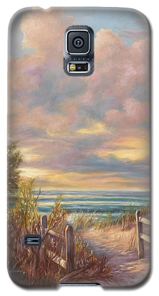 Beach Walk Galaxy S5 Case