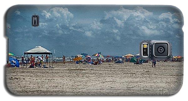 Beachbrellas Galaxy S5 Case