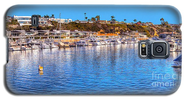 Galaxy S5 Case featuring the photograph Beacon Bay - South by Jim Carrell