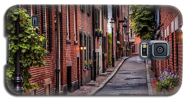 Beacon Hill Boston Galaxy S5 Case by Carol Japp