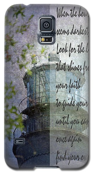 Beacon Of Hope Inspiration Galaxy S5 Case