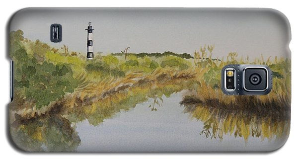 Beacon On The Marsh Galaxy S5 Case