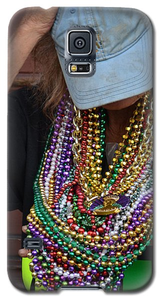 Bead Lady Of The Quarter Galaxy S5 Case
