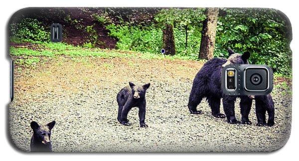 Bear Family Affair Galaxy S5 Case