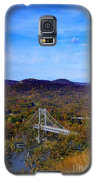 Bear Mountain Bridge From Camp Smith Trail Galaxy S5 Case