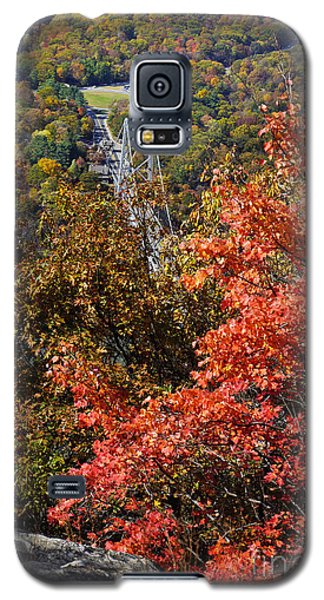 Bear Mountain Bridge Galaxy S5 Case