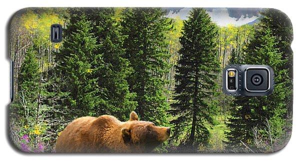 Bear Necessities Ill Galaxy S5 Case