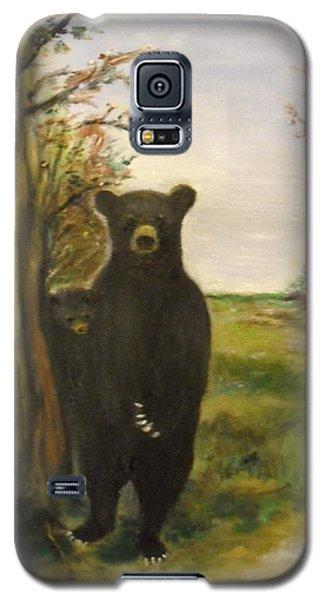 Bear Necessity Galaxy S5 Case