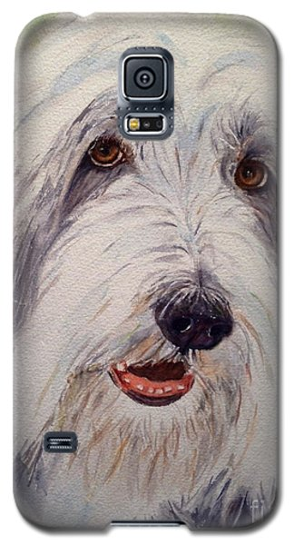 Bearded Collie Galaxy S5 Case