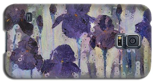 Bearded Irises Galaxy S5 Case