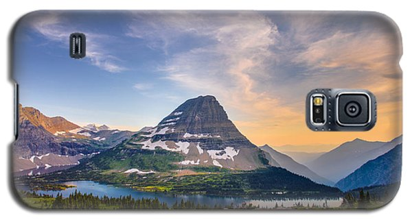 Bearhat Mountain Galaxy S5 Case