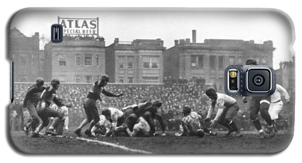 Bears Are 1933 Nfl Champions Galaxy S5 Case by Underwood Archives