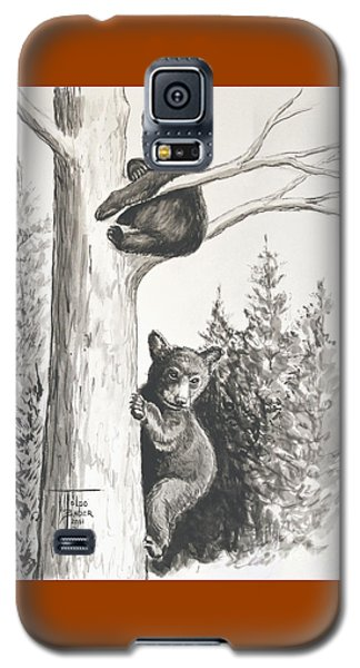 Bears In A Tree Galaxy S5 Case