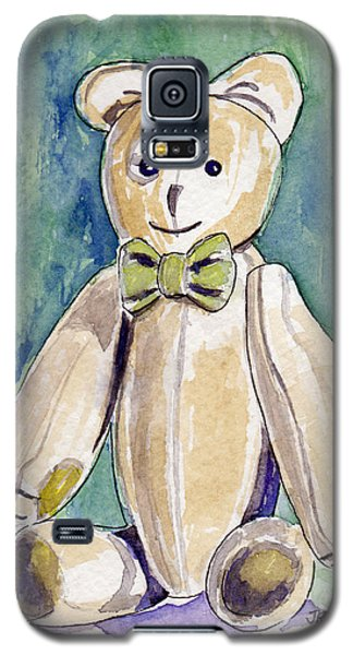 Beary Well Thank You Galaxy S5 Case by Julie Maas
