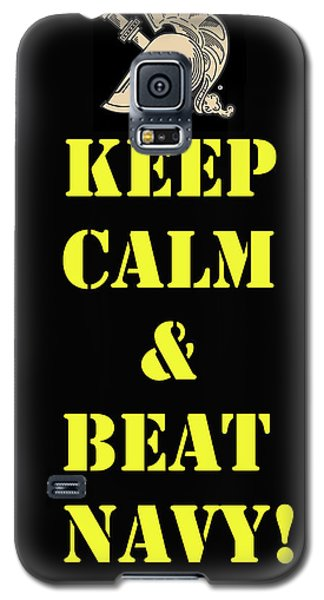 Beat Navy Galaxy S5 Case