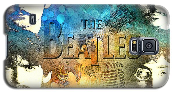 Beatle Montage Galaxy S5 Case