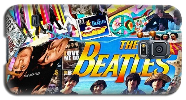 Beatles For Summer Galaxy S5 Case