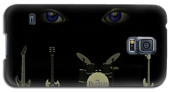 Beatles Something Galaxy S5 Case