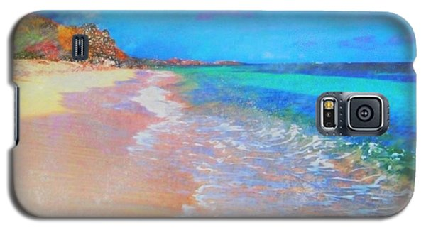 Beauregard Beach - Square Galaxy S5 Case