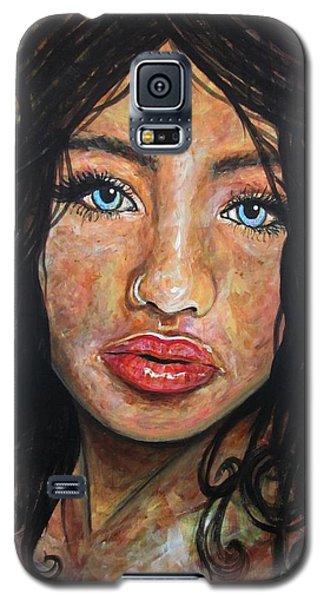 Beautiful Ambiguity Galaxy S5 Case by Malinda  Prudhomme