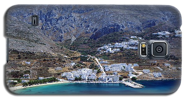 Beautiful Amorgos Galaxy S5 Case by Aiolos Greek Collections