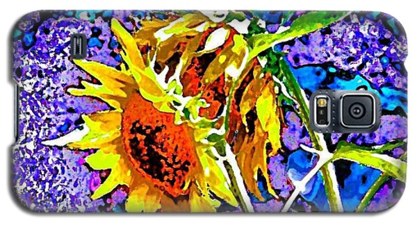 Beautiful And Bright Sunflowers Galaxy S5 Case by Annie Zeno