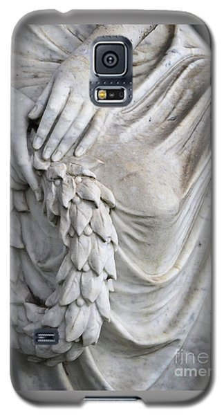 Beautiful Angel Healing Touch Galaxy S5 Case