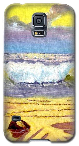 Beautiful Beach Galaxy S5 Case