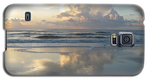 Beautiful Beach Sunrise Galaxy S5 Case