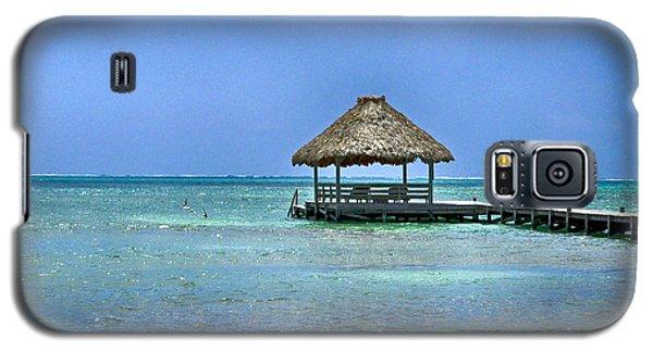 Beautiful Belize Galaxy S5 Case
